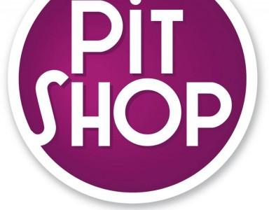 Pit shop logo